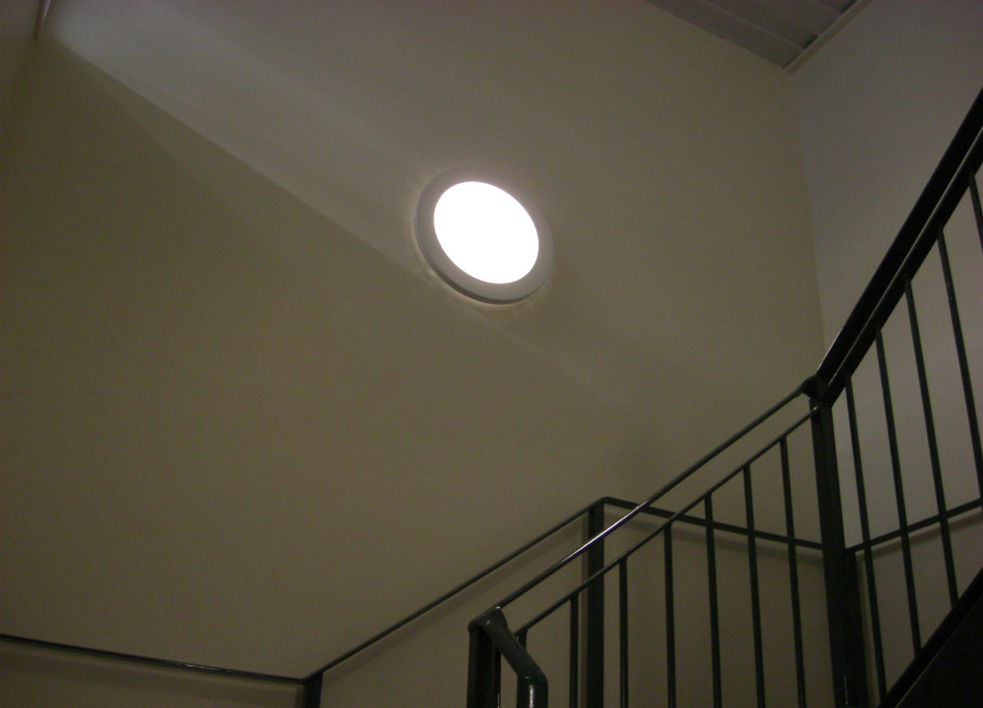 Commercial Staircase Wall Lighting