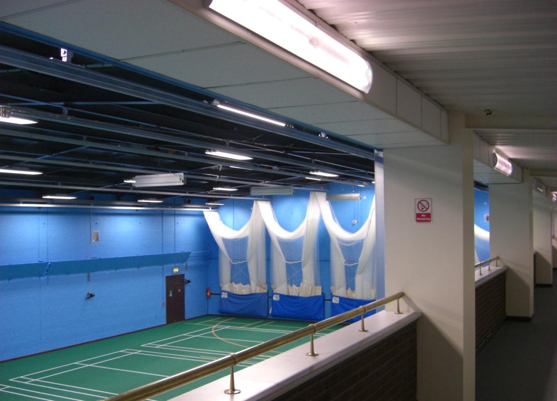 School Sports Lighting