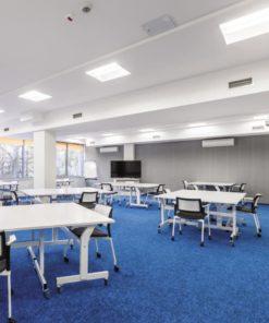 Corona LED Recessed Luminaire Office