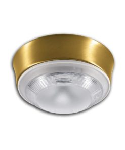 Eyled LED Surface Luminaire Brass Surface Mounted