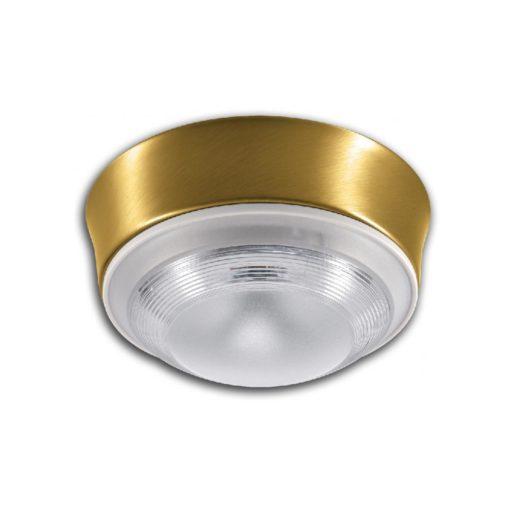 Eyled LED Surface Luminaire Brass Surface Mounted
