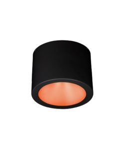 Faculty_LED_Surface_Luminaire_BK_PV_Copper_Reflector_1