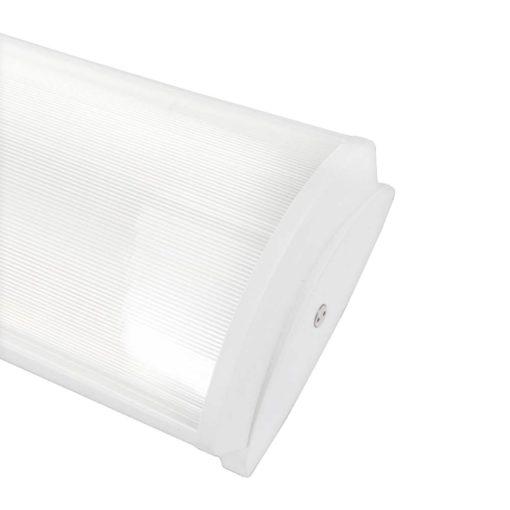 Gem LED Linear Surface Luminaire Close Up