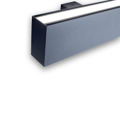 Iris Linear Up Down Wall Light