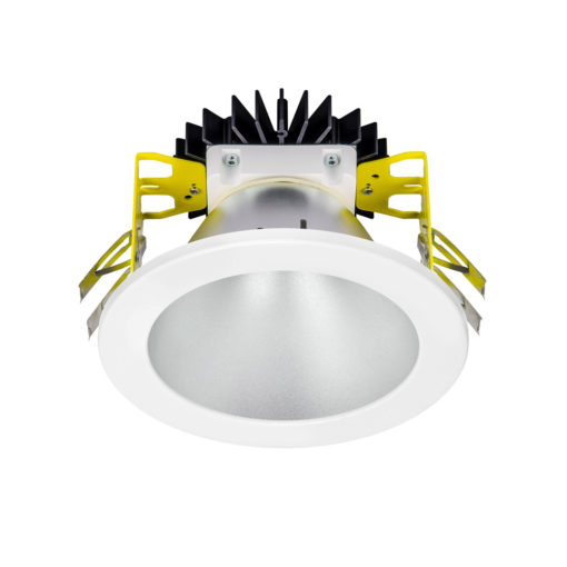 Millie LED Downlight_Showing_Heatsink