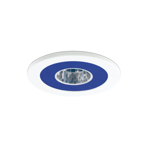 Millie LED Downlight_TA352BLUE_WH