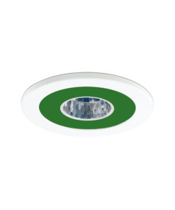 Millie LED Downlight_TA352GREEN_WH
