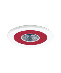 Millie LED Downlight_TA352RED_WH