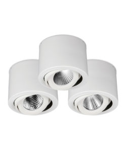 Prey LED Surface Mounted Luminaire_Reflector_Options
