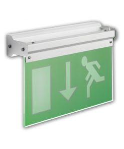 Raid LED Surface Mounted Exit Sign