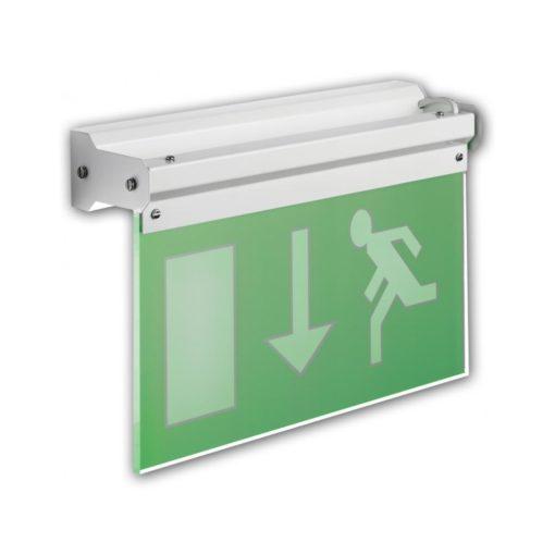 Raid LED Surface Mounted Exit Sign