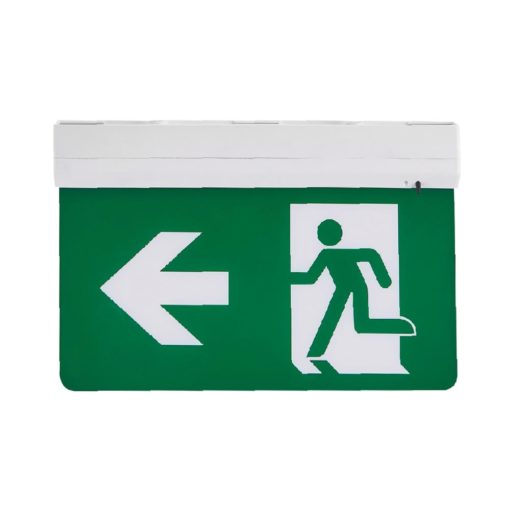 Rascal LED Emergency Exit Sign