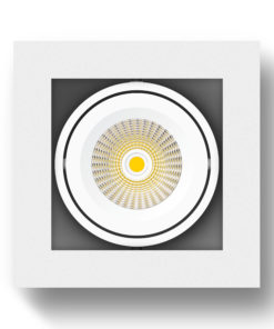 Scout LED Surface Mounted Luminaire_Face_On