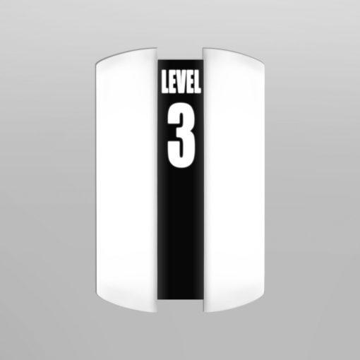 Sochi_LED_Wall_Light_Custom_Level_Grey_BG