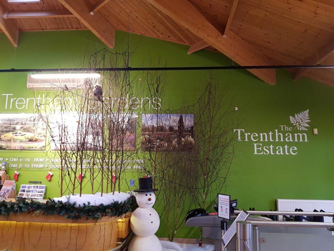 Trentham Gardens Visitor Centre