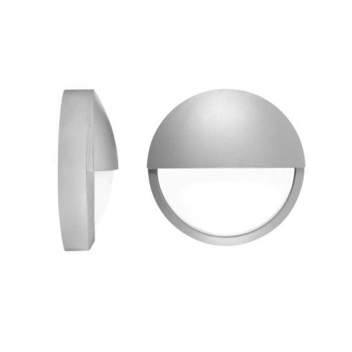 Ultra LED Bulkhead Grey Eyelid Side