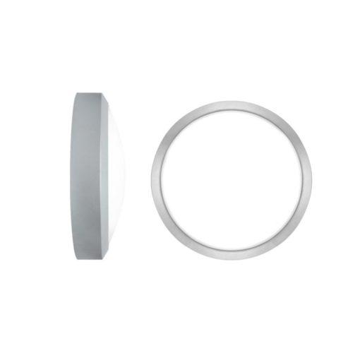 Ultra LED Bulkhead Grey Open Side