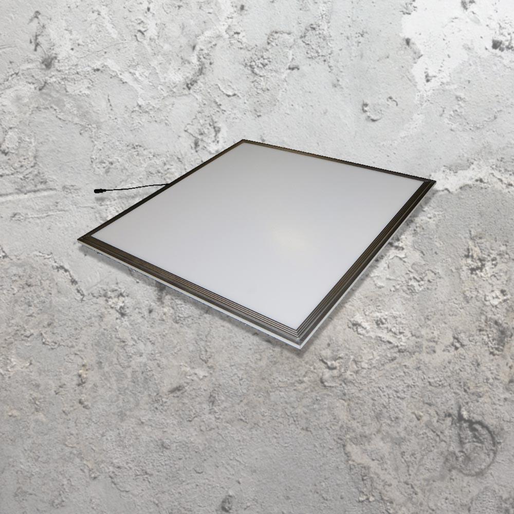 Recessed fluorescent lighting panels : Eurolighting products recessed led panel ew uk
