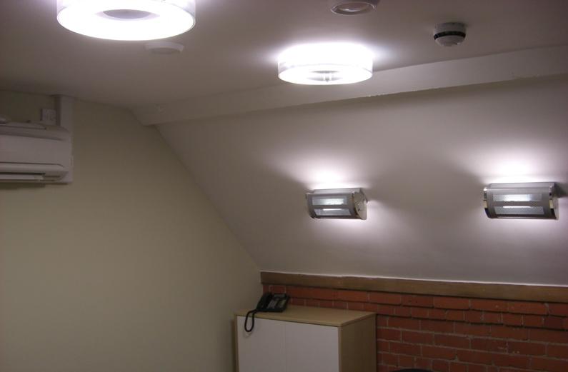 retail lighting manufacturers