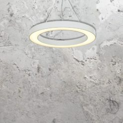 Suspended Decorative Polo Luminaire