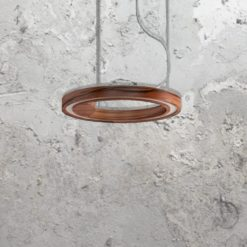 Architectural Ring Pendant