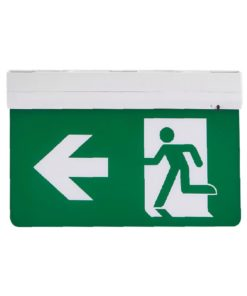 Rascal LED Emergency Exit Sign
