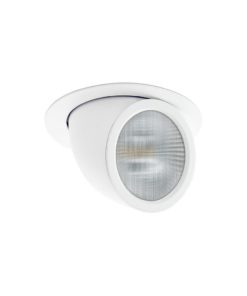 Show Adjustable LED Scoop_Elliptical_Beam_Glass