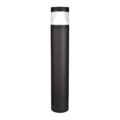 Zehpyr LED Exterior Bollard Flat Top