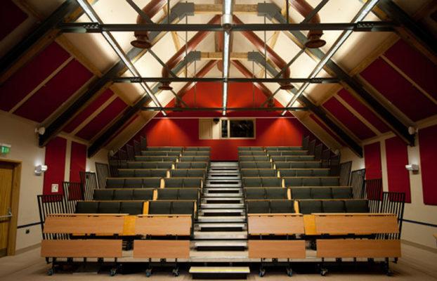 school auditorium lighting