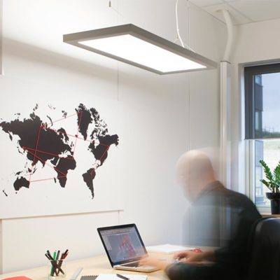Suspended Architectural Office Luminaire