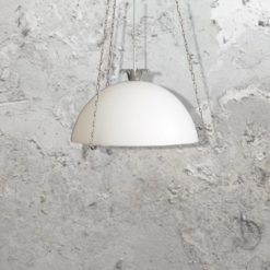 Architectural White Pendant