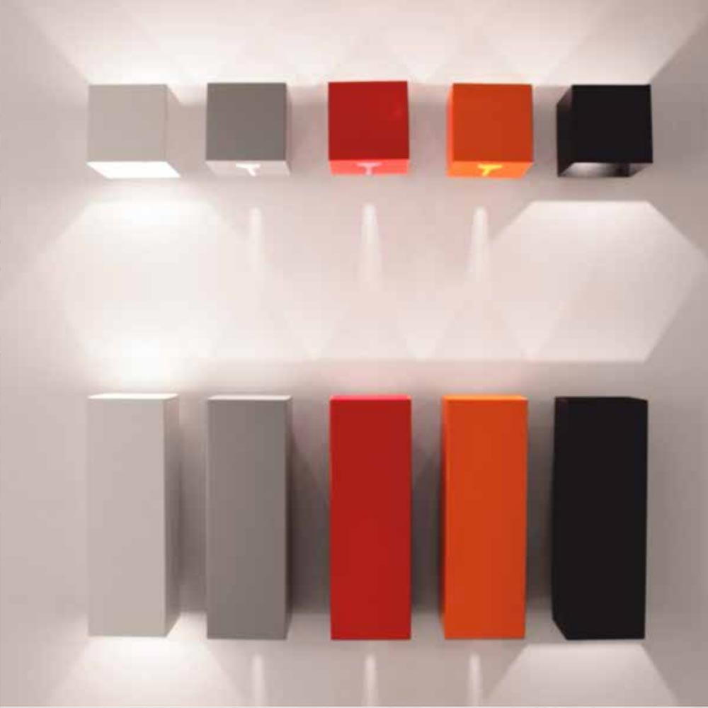 Eurolighting products architectural cube wall light ew0137 uk architectural cube wall light aloadofball Image collections