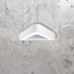 Surface Triangular Architectural Luminaire