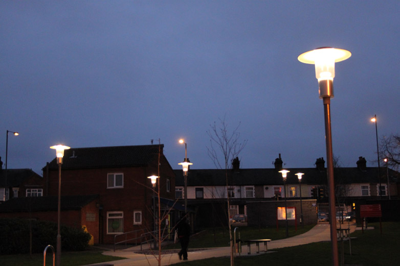 Outdoor Commerical Lighting